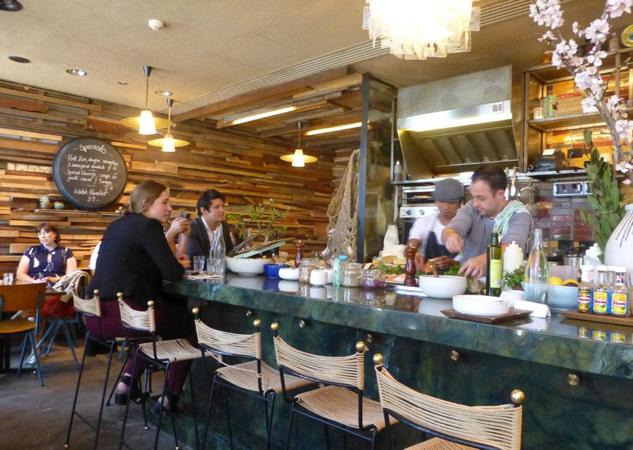 Canberra cafe