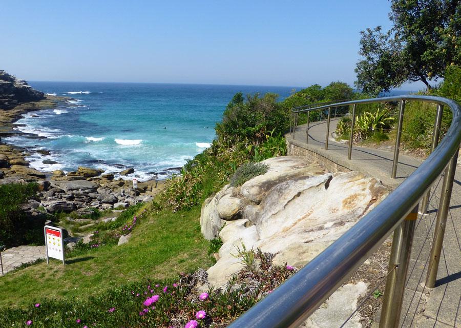 Eastern Beaches Coastal Walk