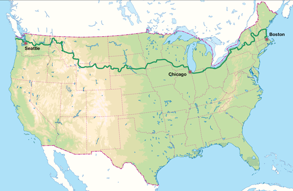 Northernpng - Most northerly state usa
