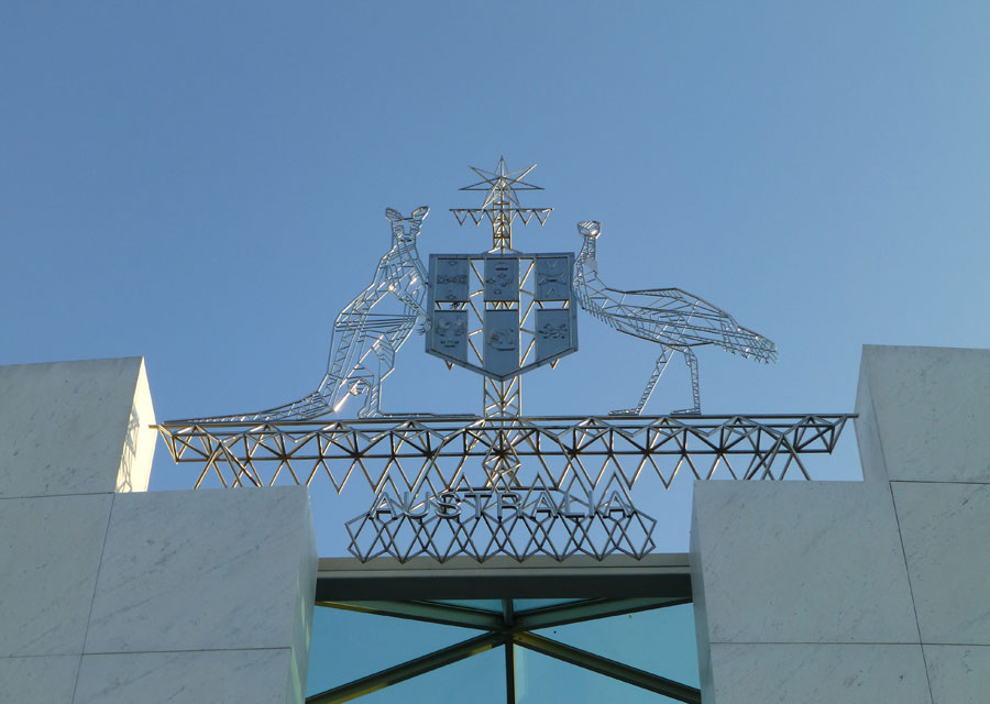 Parliament House crest