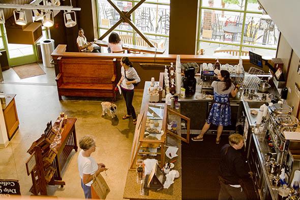 Peet's Coffee House, Seattle
