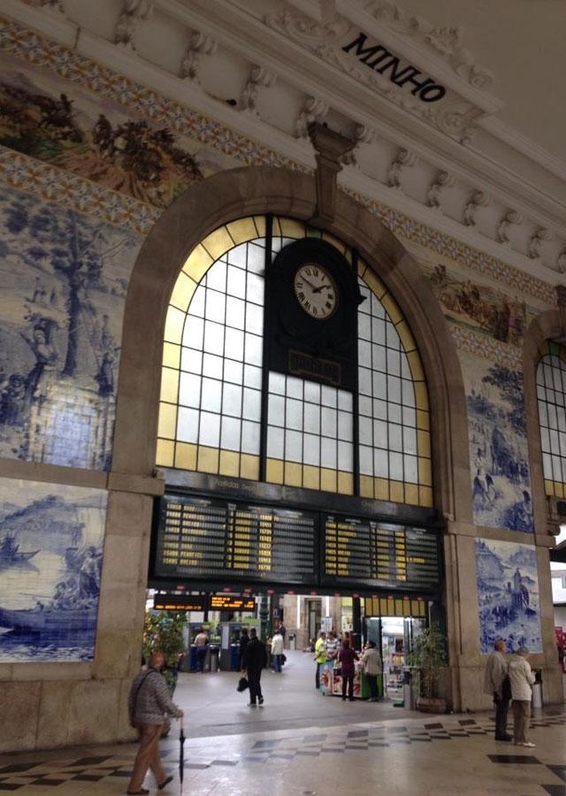 Station in Porto