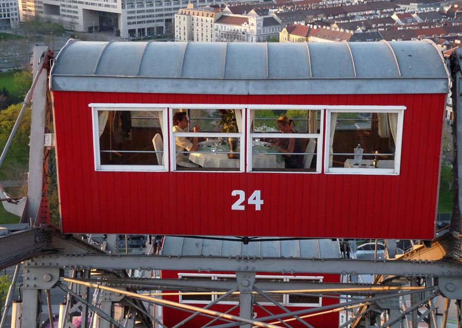 Vienna Reisenrad ferris wheel