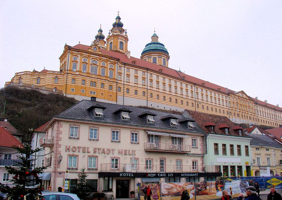 Melk Abbey, a must-visit