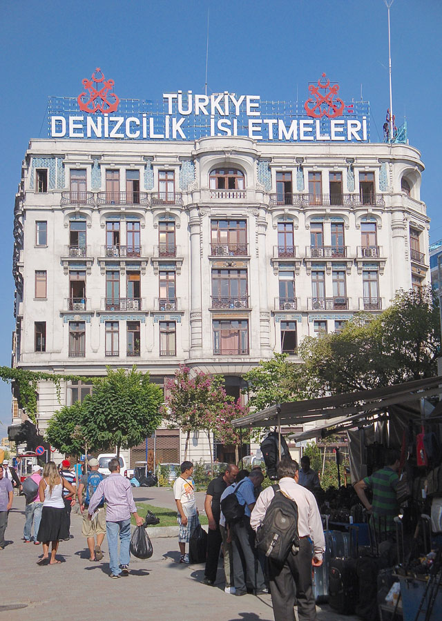 Turkish Maritime Lines Building