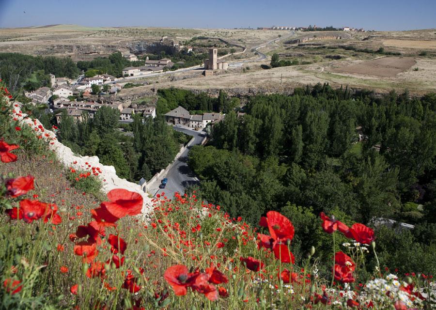 Segovia countryside