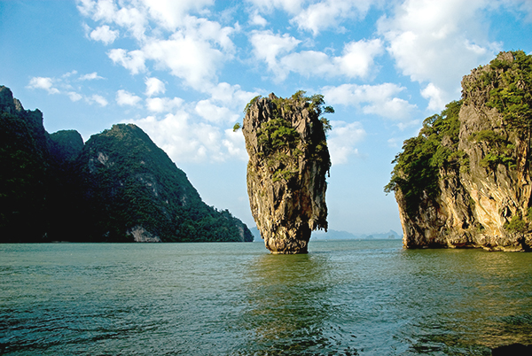 Khoa Phing Kan aka James Bond Island