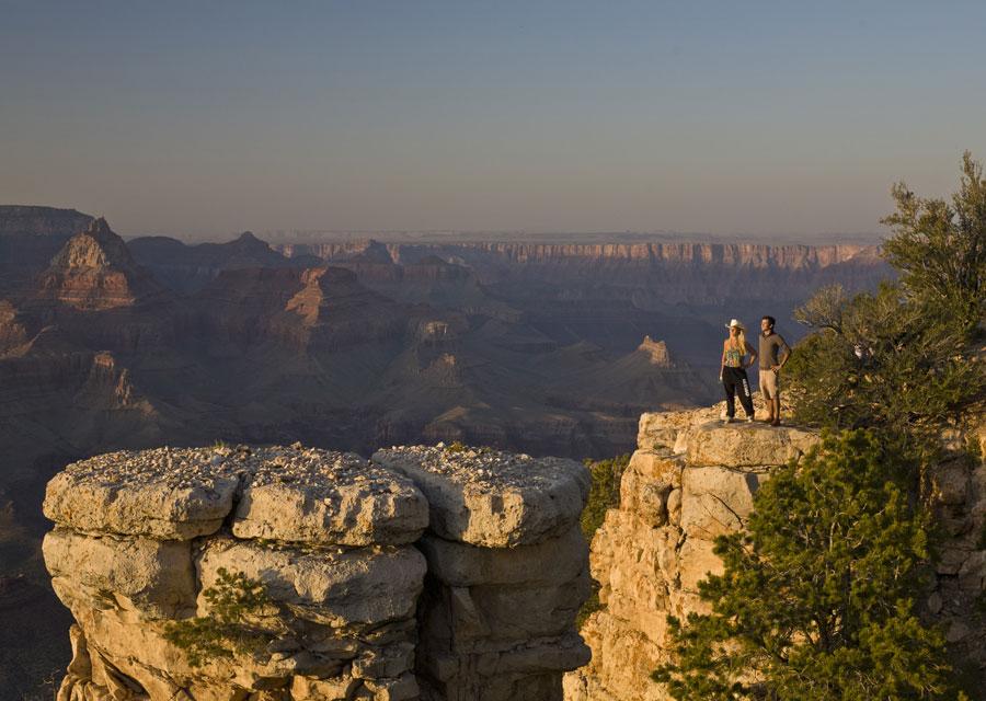 The Grand Canyon, Arizona.