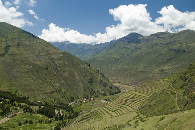 Sacred Valley of the Incas, Peru