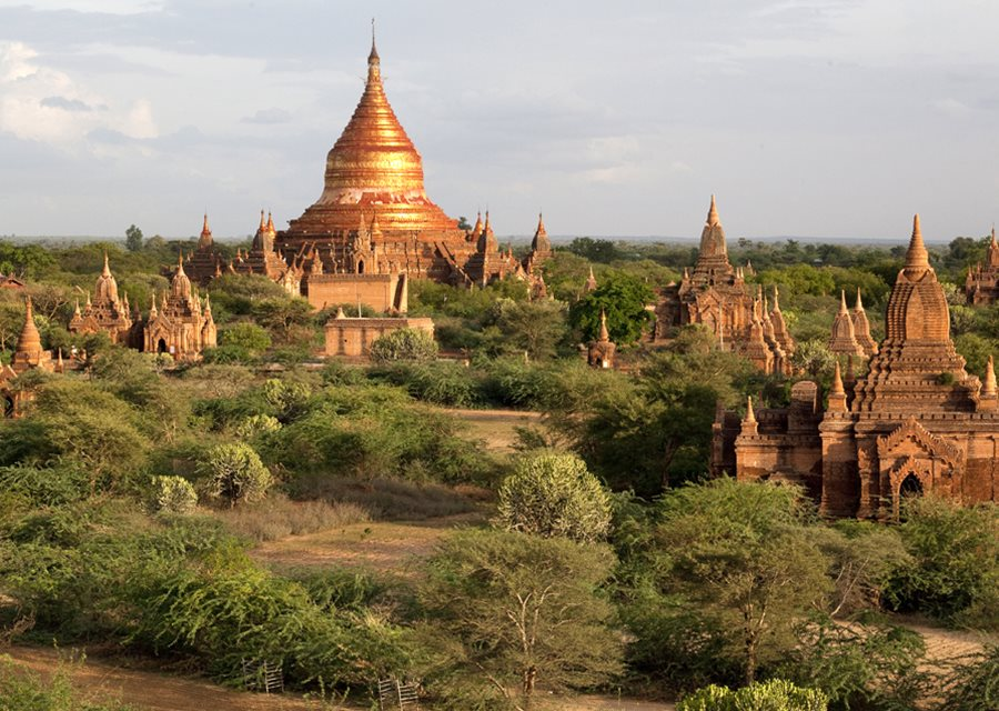 Bagan travel guide places to visit things to do – Burma Tourist Map