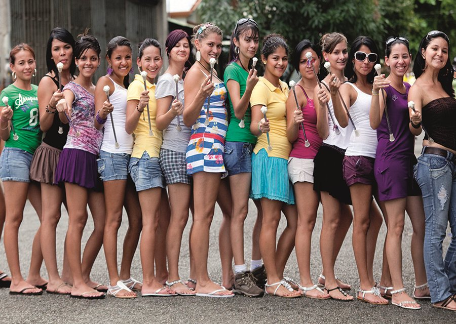 san jose costa rica girls