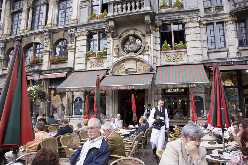 travel guides europe belgium brussels overview