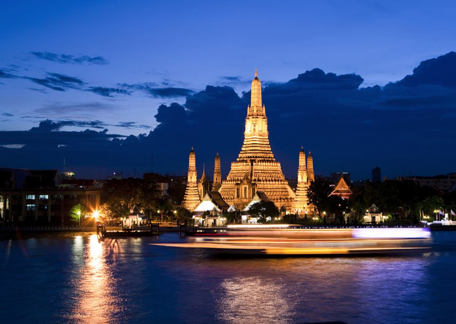 travel guides asia thailand bangkok overview
