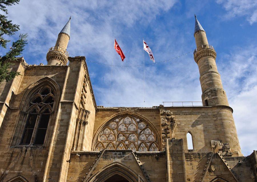 آشنایی با مسجد سلیمیه قبرس