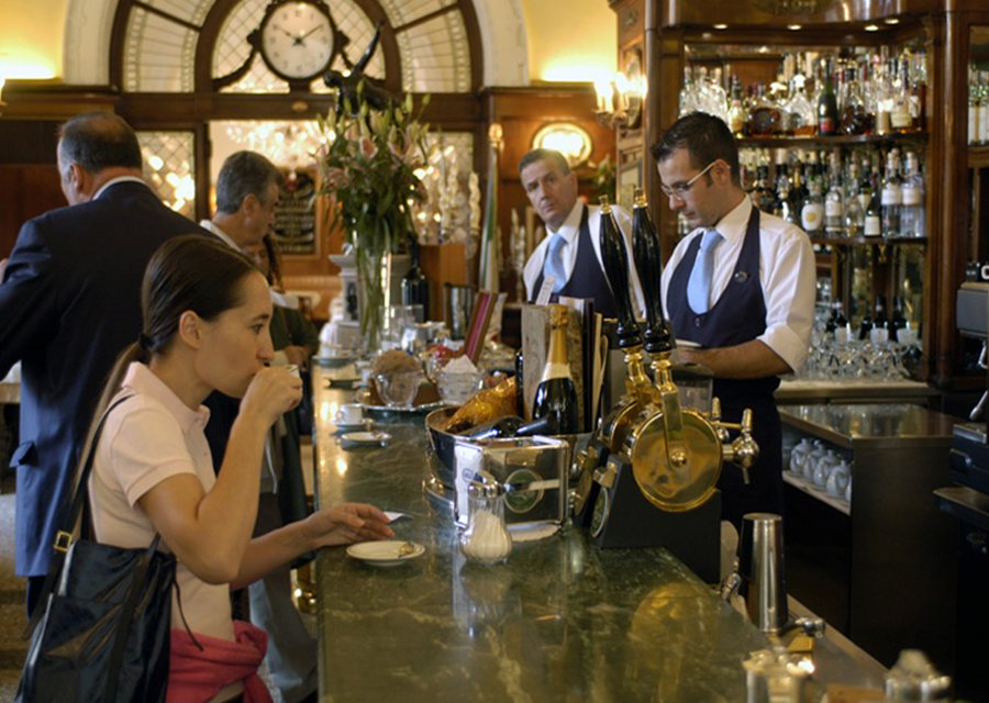 Guide To Europe S Cafes