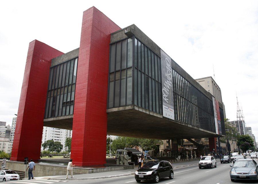 Museu De Arte De Sao Paulo Sao Paulo Brazil