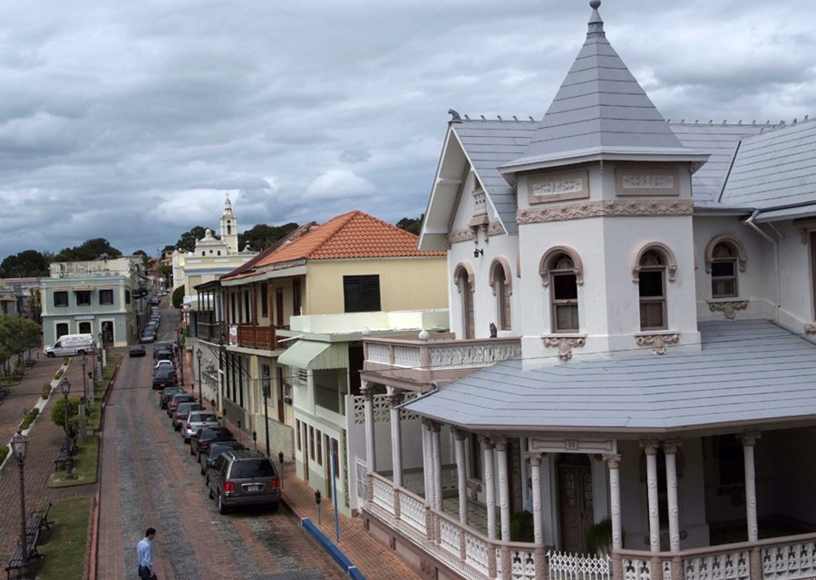 Western puerto rico travel guide the well preserved spanish colonial town of san germn publicscrutiny Image collections